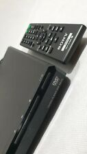 Sony DVP-SR170 Mini DVD Player + Remote Control * TESTED