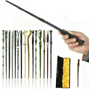 Harry Potter Dumbledore Voldemort Hermione Magic Wand Collection Cosplay Boxed