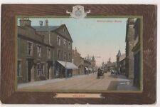 Manchester Road Nelson, 1911 Lancashire Postcard B623