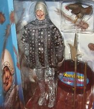"""Sideshow Toy 12"""" MONTHY PYTHON HOLY GRAIL John Cleese THE FRENCH TAUNTER Figure"""