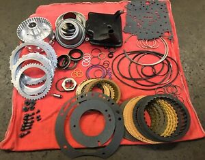 2007-2019 Chrysler Dodge Jeep 62TE Auto 6-Speed Transmission Rebuild Kit Mopar