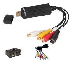 ClimaxDigital VCAP301 USB 2.0 Video Capture-Video to PC DIY Kit Windows 10/8/7