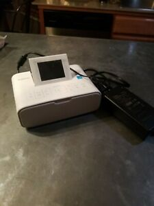 Canon Selphy CP1200 White Wireless compact Color Photo Printer