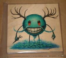 Jeff Soto Seeker Friends #16 The Soto Fish Print on Wood Signed & Numbered Art