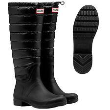 Hunter Wellington Slip on Rubber Women's Boots