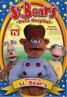 St Bear's Dolls Hospital - Welcome to St Bear's New DVD