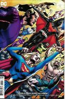 Legion of Super-Heroes Millennium Comic Issue 1 Cover B Variant Bryan Hitch 2019