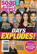 Soap Opera Digest Magazine - July 3, 2017 - Days of Our Lives, Maura West