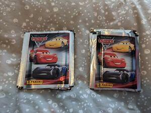 Disney Cars 3 Panini Stickers x20 Packs