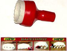 easy to use Vareniki Pierogi Maker Dumpling Varenyky Ravioli stamp Вареничница