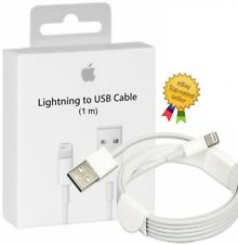 Genuine Apple iPhone 6 7 8 USB Charger Lighting Sync Charging Cable iPad XS Max