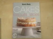 The Australian Women's Weekly Cakes Biscuits And Slices LIKE NEW