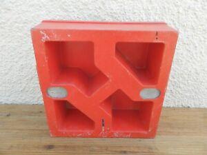 "Vintage Retro Decorative Concrete Wall Block Mould 12"" x 12"" x 4"" ~ Free UK Post"