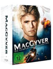 38 DVD-Box ° MacGyver - Staffel 1 - 7  Superbox komplett ° NEU & OVP ° Mac Gyver