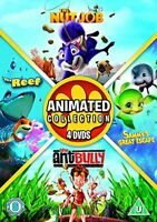 Animated Collection [DVD][Region 2]