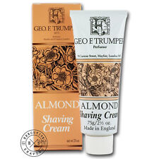Geo F Trumper Almond Shaving Cream Tube 75 g (w093472)