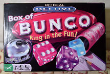 Bunco Deluxe Dice Game Replacement Parts & Pieces 2008 Winning Moves Games