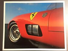 1957 Ferrari 355 S MM Spider Print, Picture, Poster, RARE!! Awesome L@@K