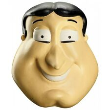 Deluxe Quagmire Mask Costume Mask Adult Family Guy Halloween