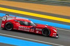 Nissan GT-R LM Nismo no22 24 Hours of Le Mans 2015 Motorsport Photograph Print