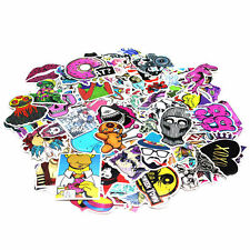 50 pc Mixed Random Car Stickers Decals Skateboard Travel Suitcase Luggage New