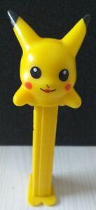 PEZ Spender / Von Pokémon: Pikachu  / U.S.Patent Gebraucht
