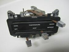 72-73 Ford Torino Mercury Montego Heater Fan Control Switch Assembly USED