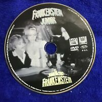 EL JOVENCITO FRANKENSTEIN DVD FRANKENSTEIN JUNIOR MEL BROOKS