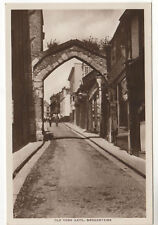 Old York Gate - Broadstairs Real Photo Postcard c1910