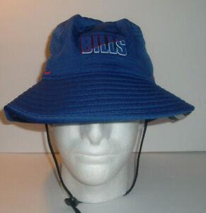 Buffalo Bills NFL On-Field Training Camp Bucket New Era Men's Hat Cap Football
