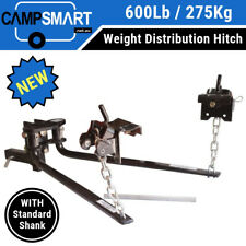 600Lb Weight Distribution Hitch System, Load Leveller, Caravan Anti Sway Bars