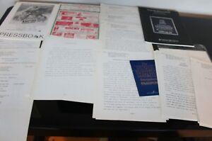 Star Wars MOVIE PRESS KIT BOOK PRODUCTION INFO MERCHANDISING PASSPORT