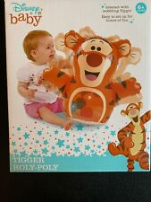 New Tigger Roly-Poly Disney Baby Winnie the Pooh Interact with Wobbling Tigger