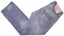 G-STAR Mens Jeans W33 L30 Blue Straight  BI13