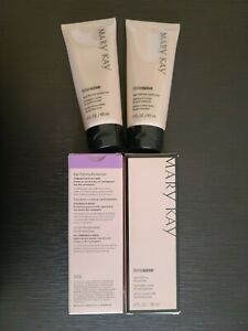 Lot of 2 Mary Kay Timewise Age Fighting Moisturizer Combination to Oily 3 Fl. oz