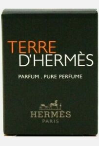 Hermes Terre D'hermes Pure Perfume set