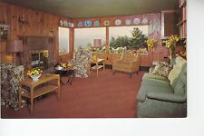 Fredom Acres Farm No Wreath over Fireplace in Living Room Wilmot Flat  NH