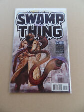 Swamp Thing 11 . DC / Vertigo 2005 . VF +