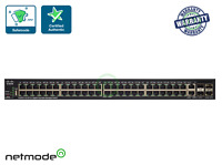 New Cisco SG350-52P-K9 52-Port PoE Stackable Managed Switch SG350-52P-K9-NA