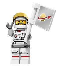 LEGO 71011 MINIFIGURES SERIES 15 ASTRONAUT #2 (opened packet)