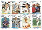Big 1988 1991 1992 1993 Fleer Lot Ken Griffey Jr. McGwire Schmidt Ozzie 340+card