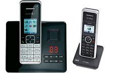 T-SINUS A503i Duo Schnurlos ISDN Telefon mit Anrufbeantworter und 2 Mobilteilen