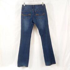 So Denim Jeans Bootcut Women Juniors Size 7 Cotton Blue Bottoms