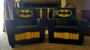 Delta Batman Children High Back Upholstered Chair