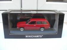 Opel Kadett C caravan 1973-77 red Minichamps 430045611 MIB 1:43 vauxhall BEAUTIF