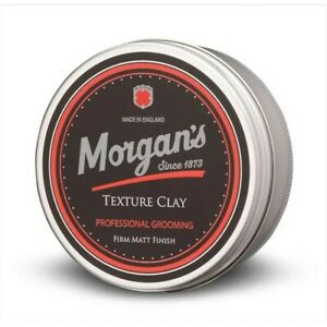 Morgan's Pomade Texture Clay 75ml - Firm Matte Finish