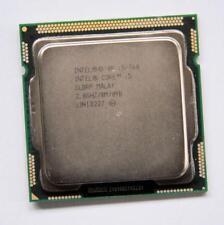 Intel Core i5-760 (slbrp) Quad-Core 2.8GHz/8M Socket LGA1156 Processeur CPU
