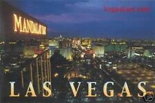 Las Vegas Strip Casino Hotels Nevada 100 Postcards MGM Mandalay