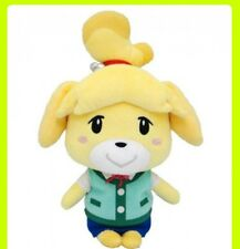 Animal Crossing Shizue isabelle Toy Plush Stuffed S size Japan