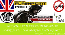 Operation Flashpoint Complete Dragon Rising + Red River Steam key NO VPN